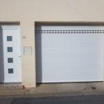 Porte de garage non débordante, aux attraits esthétiques indéniables, look moderne et contemporain , se déclinent en plusieurs modèles et…